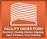 Facility Order Form Button
