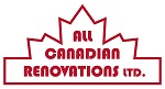 All Canadian Renovations Logo